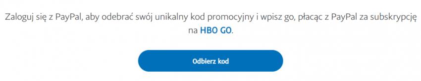 Promocja na HBO GO: dwa miesiące bezpłatnego korzystania z serwisu przy płatności przez PayPal 18