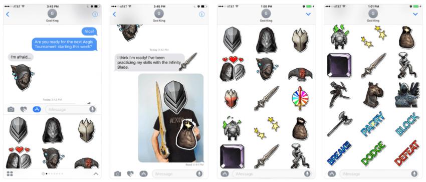 Epic Games usuwa wszystkie gry Infinity Blade ze sklepu App Store. Bo Fortnite 21