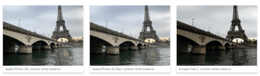 Tabletowo.pl iPhone XR vs Pixel 2. Test DxOMark sugeruje, że smartfon Apple ma lepszy aparat od telefonu Google'a Apple Raporty/Statystyki Smartfony