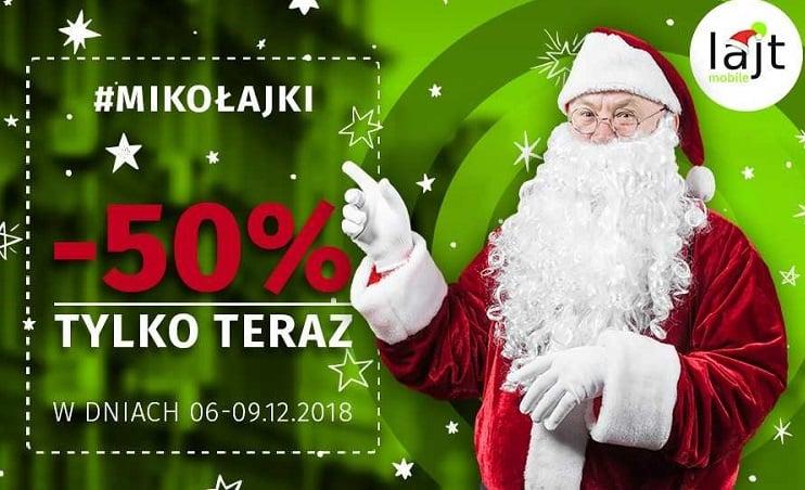 Tabletowo.pl Mikołajkowe promocje u operatorów sieci komórkowych - zestawienie okazji i prezentów GSM Promocje