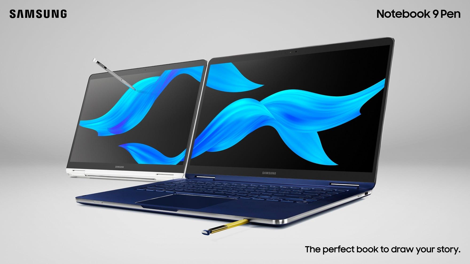 Patrzę na Notebook 9 Pen i szczerze żałuję, że Samsung nie sprzedaje w Polsce swoich laptopów 25