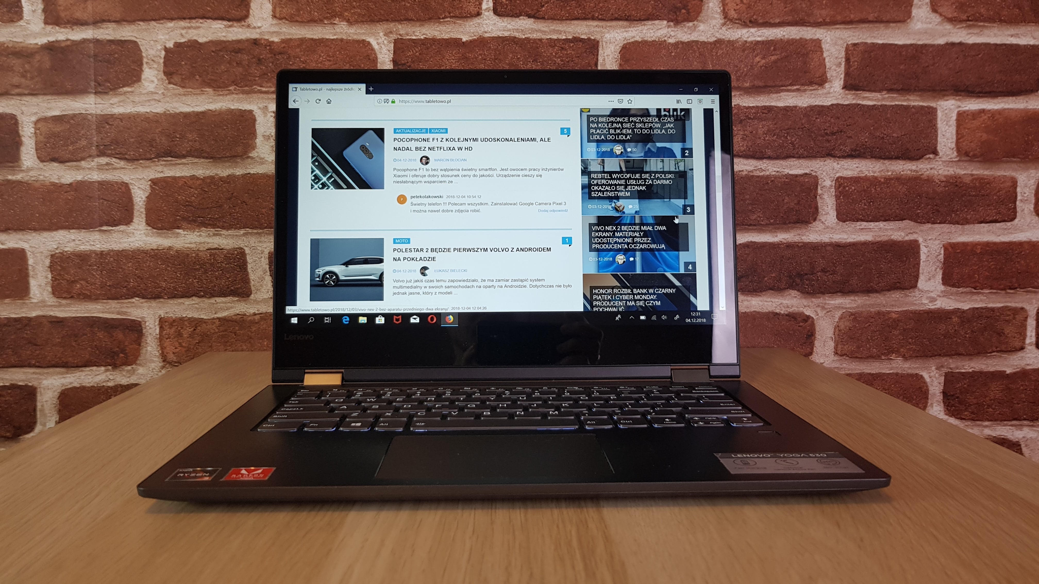 Lenovo Yoga 530 - wiele atutów i bardzo mało wad (recenzja) 27