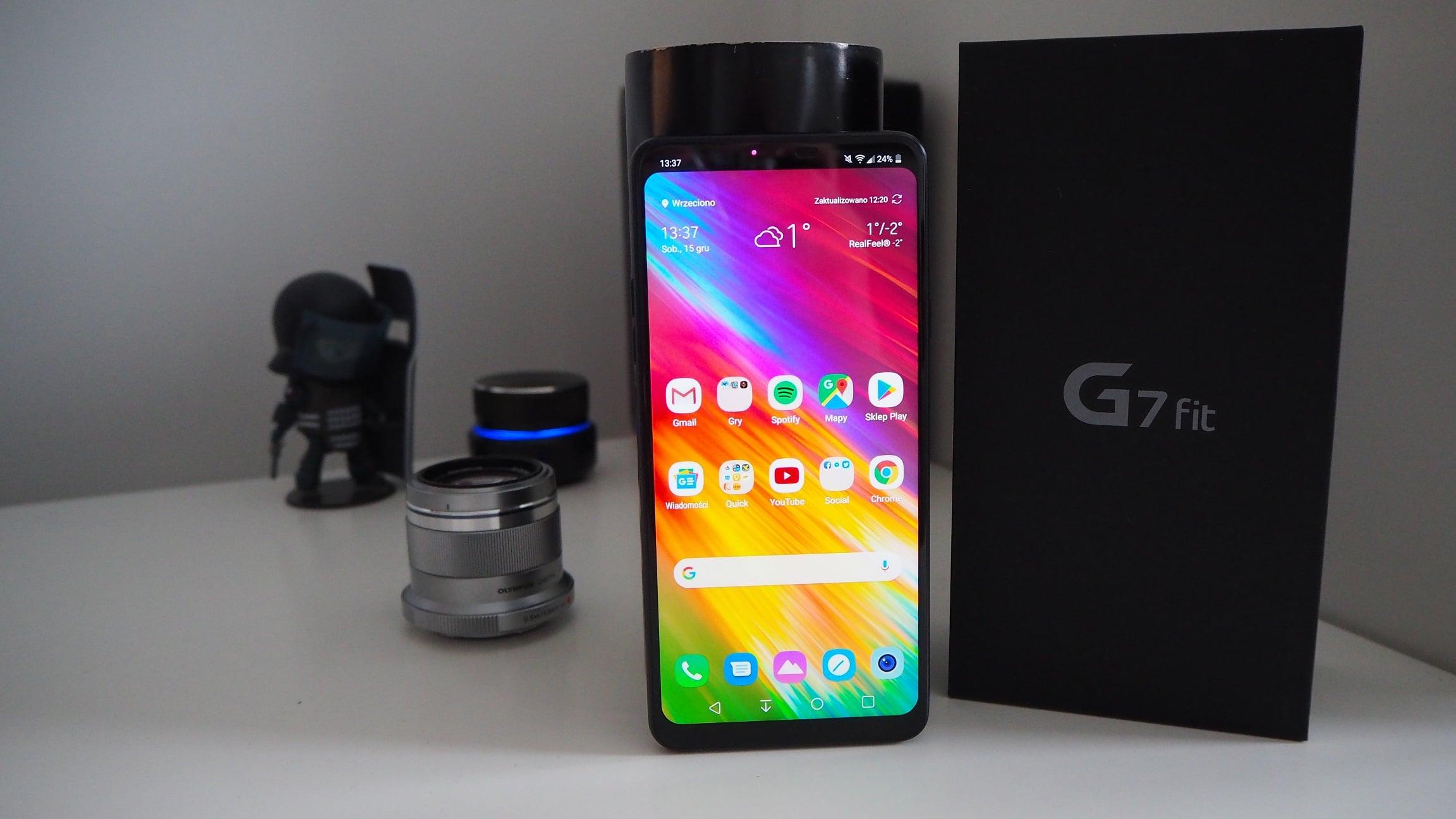 Recenzja LG G7 fit - czy to średniak, który tylko udaje, że ma coś wspólnego z flagowcem? 20