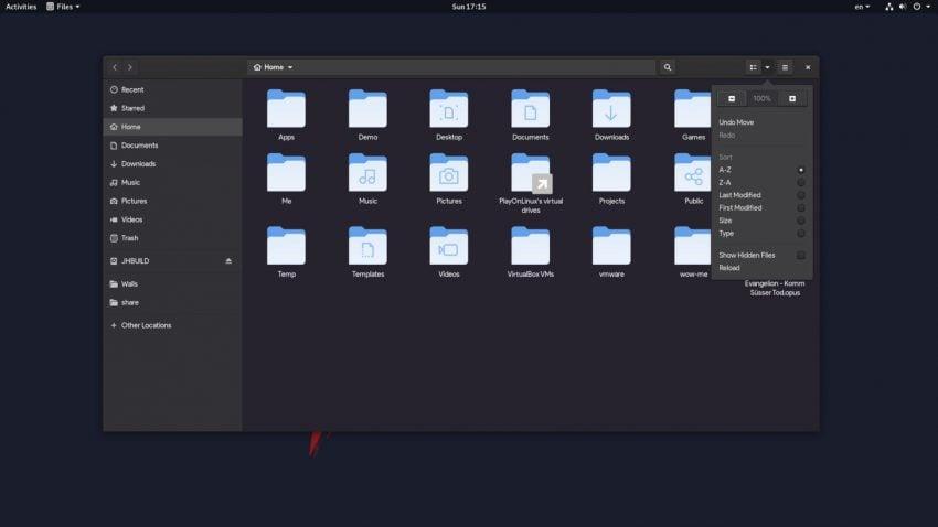 Najnowsza testowa odsłona GNOME ujawnia spore zmiany w wyglądzie środowiska graficznego 23