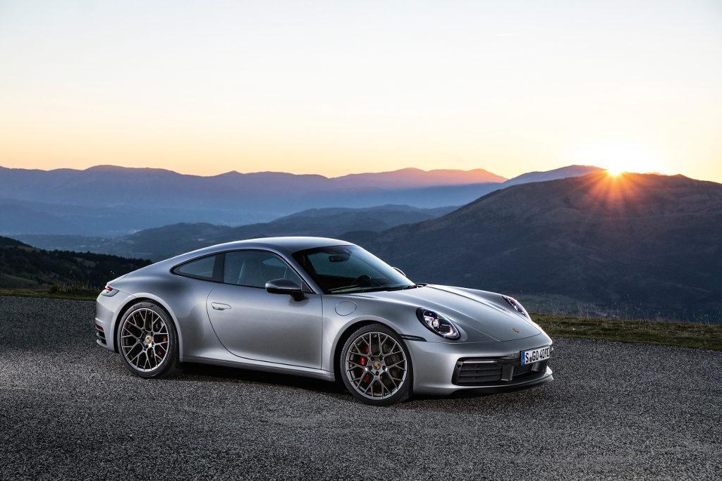 Tabletowo.pl Elektrycznego Porsche 911 nie będzie. Ale hybrydowe - owszem Moto