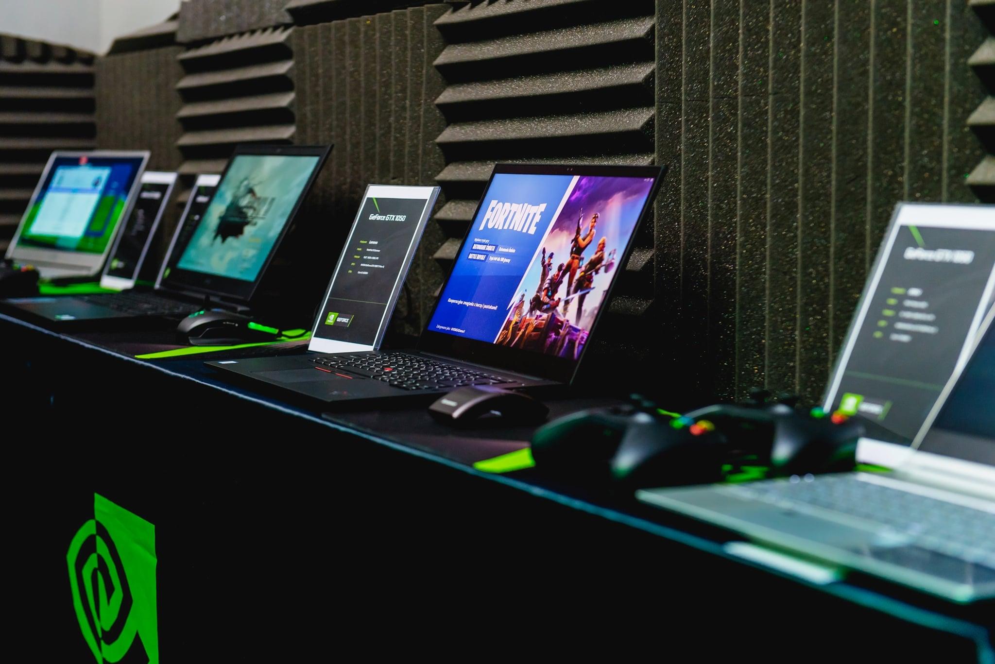 NVIDIA Max-Q w służbie mobilności i wydajności laptopów 27