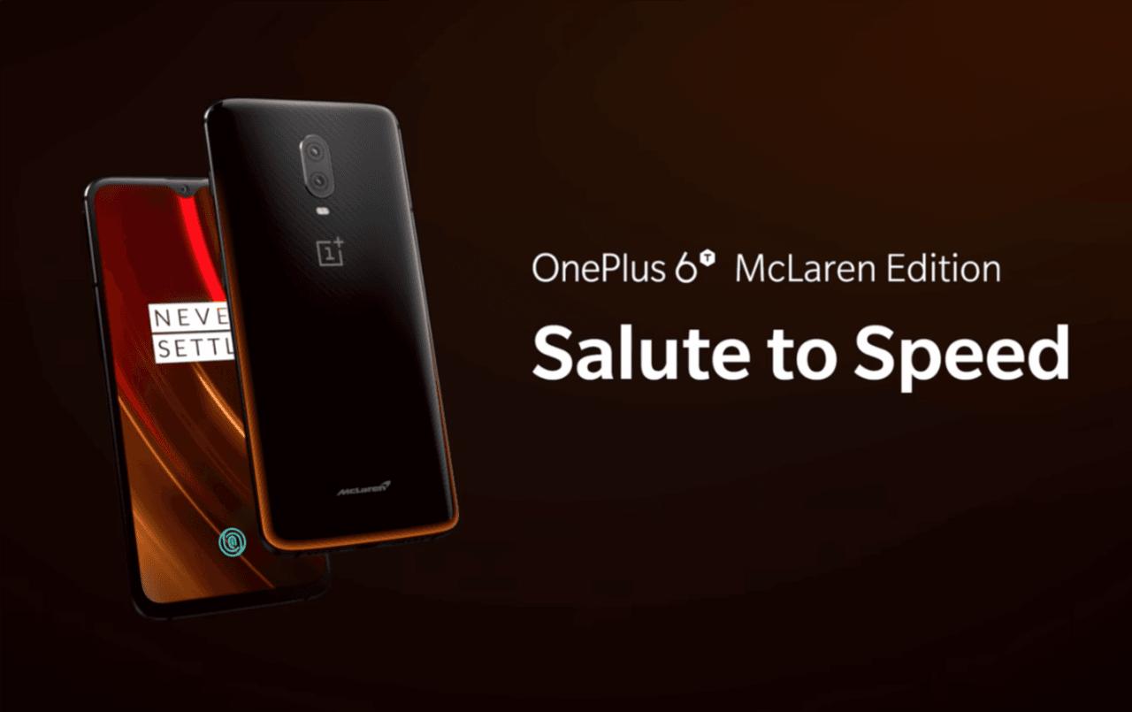 OnePlus 6T McLaren Edition jest dość drogi. Ale ma 10 GB RAM-u, a i urody odmówić mu nie można 20