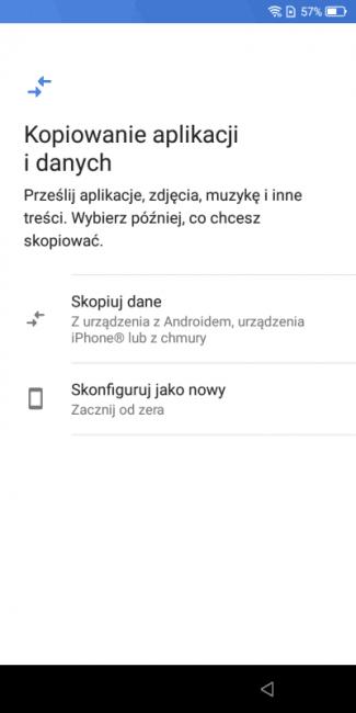 Zanim włączysz smartfon i jak skonfigurować Androida #PdP #1 35