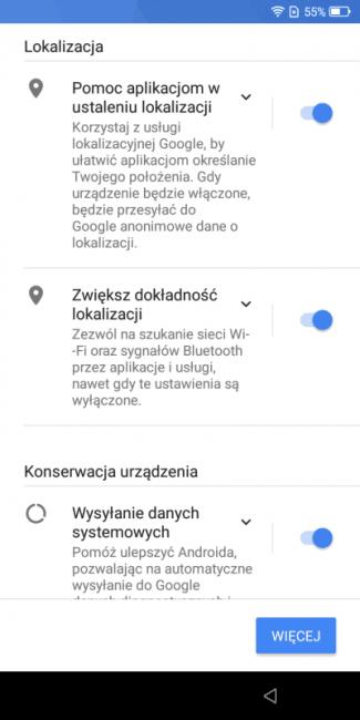 Zanim włączysz smartfon i jak skonfigurować Androida #PdP #1 47