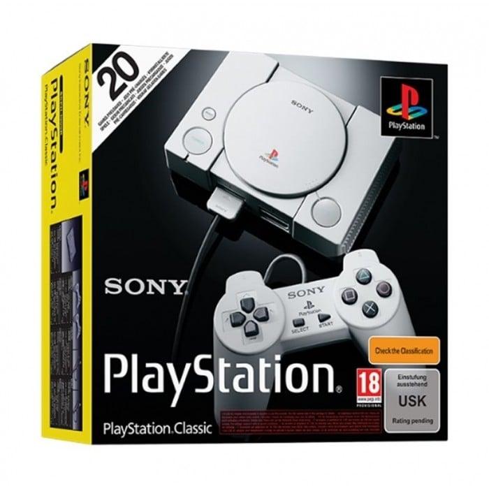 Tabletowo.pl PlayStation Classic ma dziś swoją premierę. Czy konsola spełniła pokładane w niej nadzieje? Gaming Nowości Sony