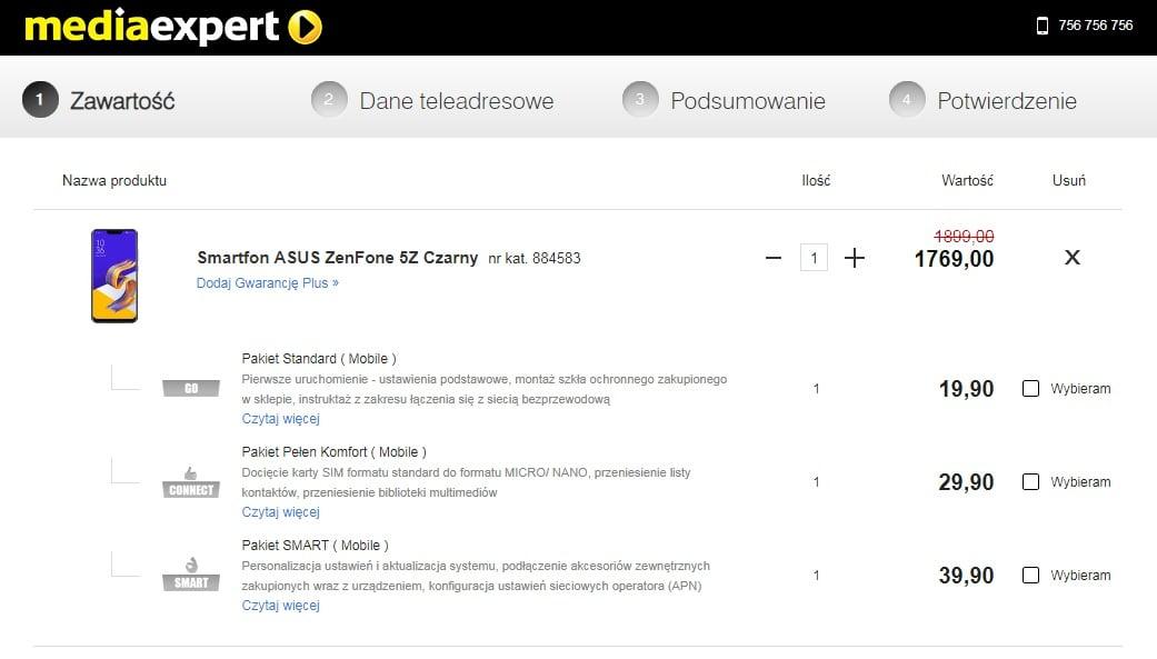 Tabletowo.pl Asus ZenFone 5Z w świetnej promocji - jak kupować, to właśnie teraz Android Asus Promocje Smartfony