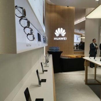 Tabletowo.pl 15 grudnia Huawei otworzy w Warszawie pierwszy flagowy salon w naszej części Europy Huawei