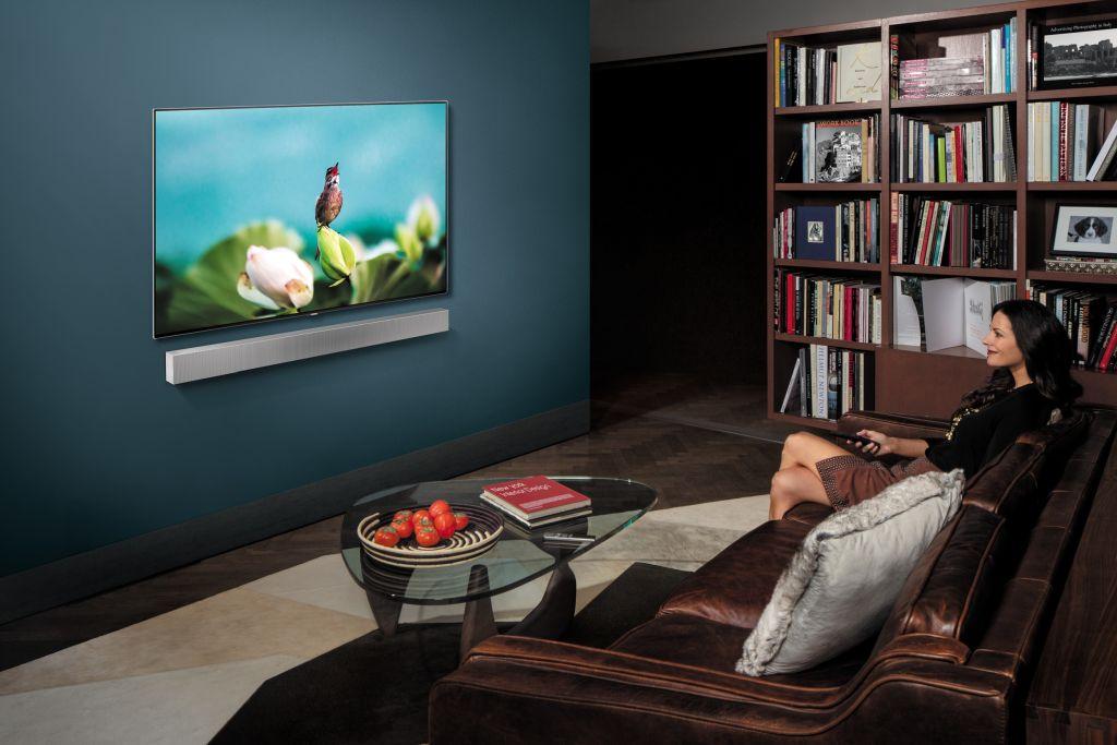 Soundbar - niewielkie urządzenie, które podniesie jakość dźwięku z twojego TV 25