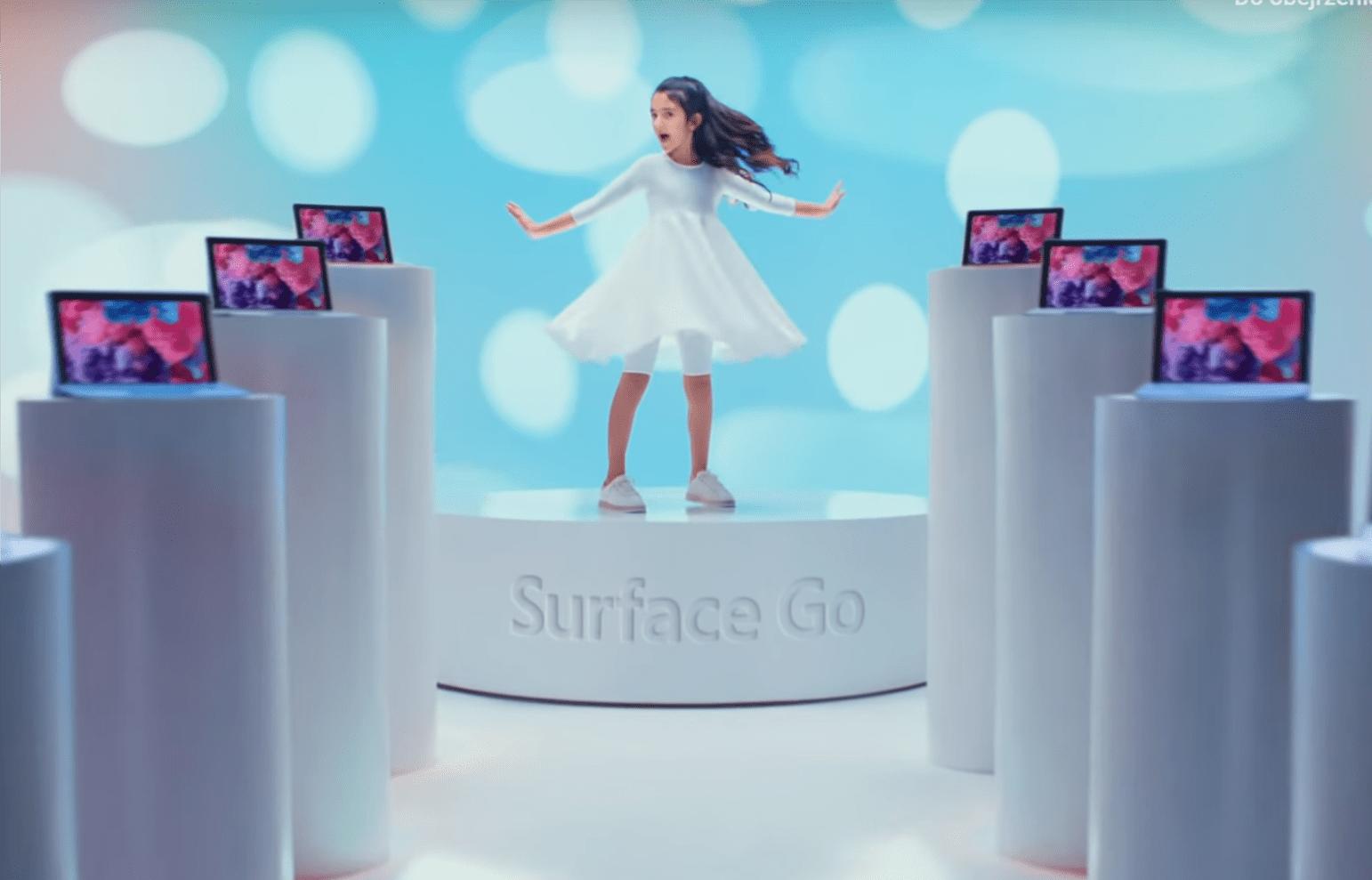 """Dla Microsoftu, iPad Pro nie jest """"prawdziwym"""" komputerem. Za to Surface Go już tak. Wyczuwacie tę ironię? 17"""