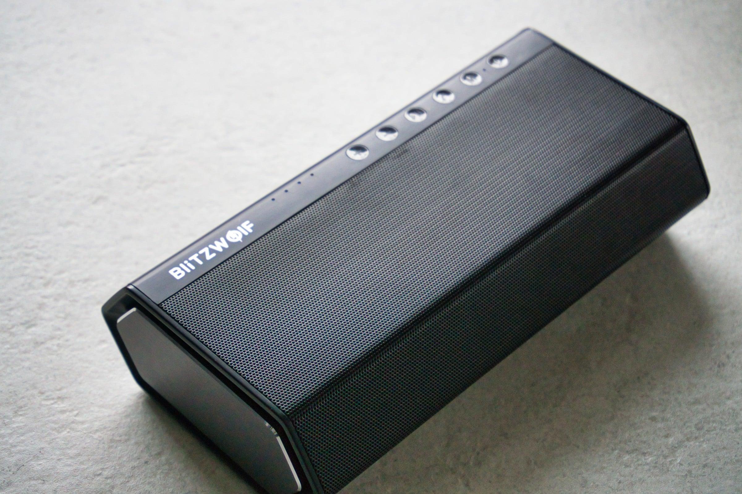 BlitzWolf BW-AS2 - mroczny głośnik dla żądnych hałasu (recenzja) 29