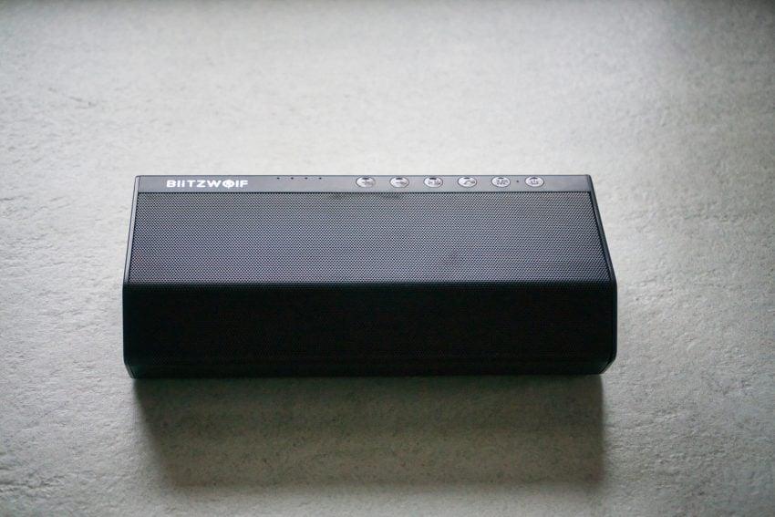 BlitzWolf BW-AS2 - mroczny głośnik dla żądnych hałasu (recenzja) 34