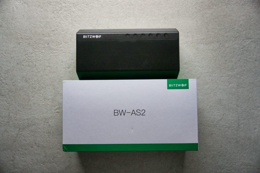BlitzWolf BW-AS2 - mroczny głośnik dla żądnych hałasu (recenzja) 21