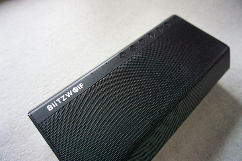 BlitzWolf BW-AS2 - mroczny głośnik dla żądnych hałasu (recenzja) 26