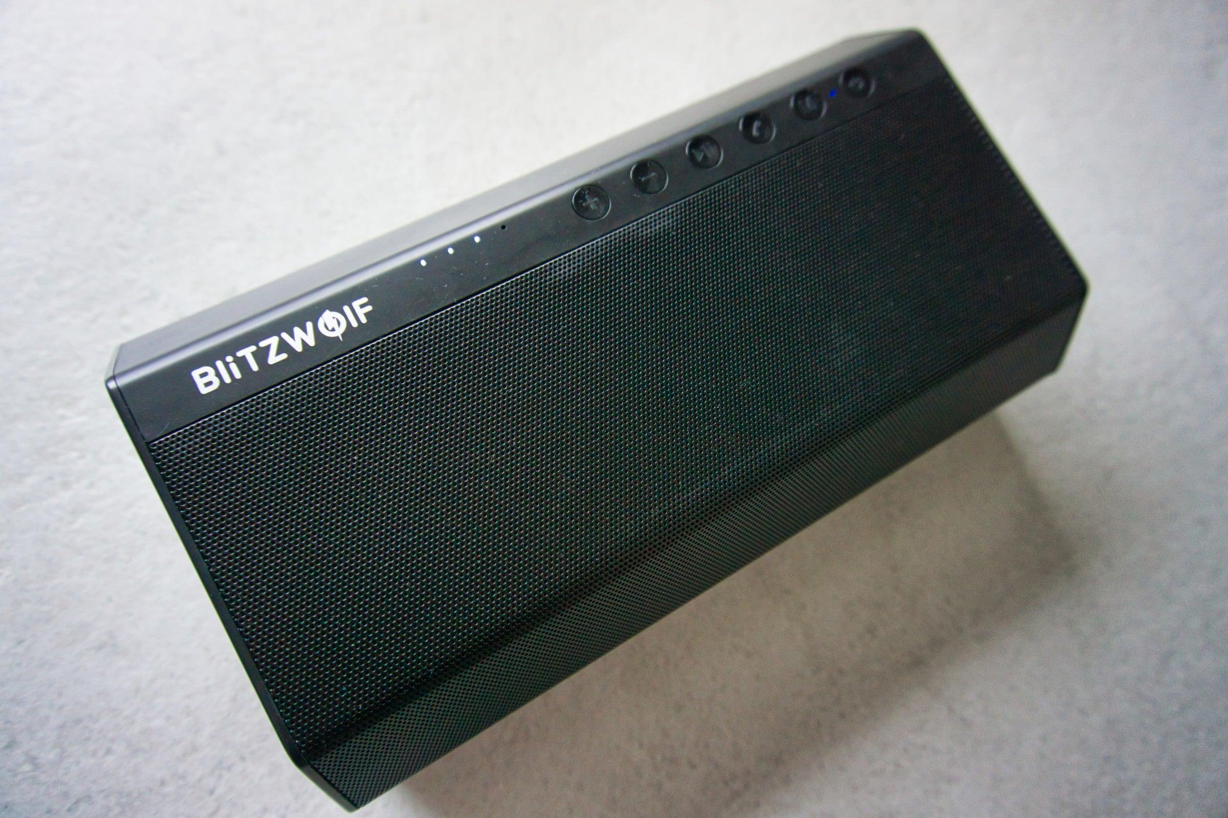 BlitzWolf BW-AS2 - mroczny głośnik dla żądnych hałasu (recenzja) 23