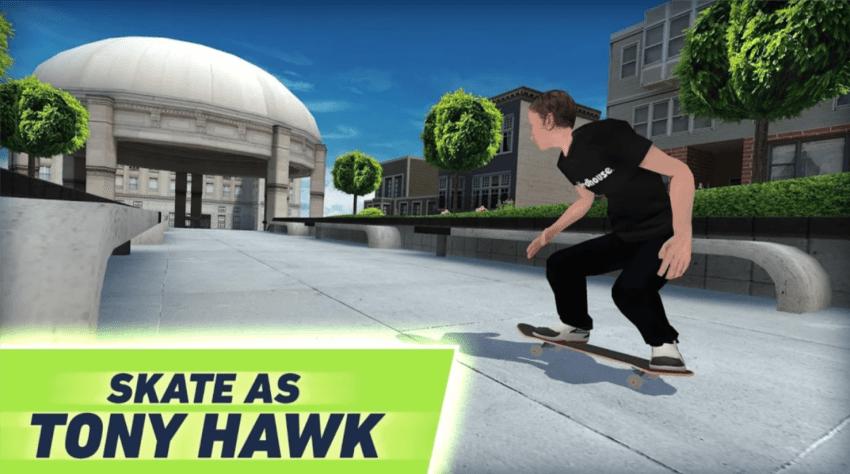 Tabletowo.pl Tony Hawk wraca na smartfony. Deskorolkarz pojawi się jako grywalna postać w Tony Hawk's Skate Jam Android Gry Zapowiedzi