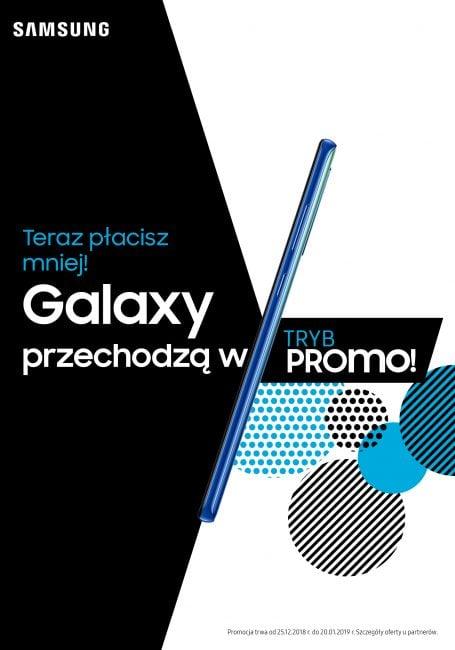 """Tabletowo.pl Samsung wchodzi w """"tryb promo"""" i oferuje wybrane modele smartfonów i tabletów w niższych cenach Promocje Samsung Smartfony"""