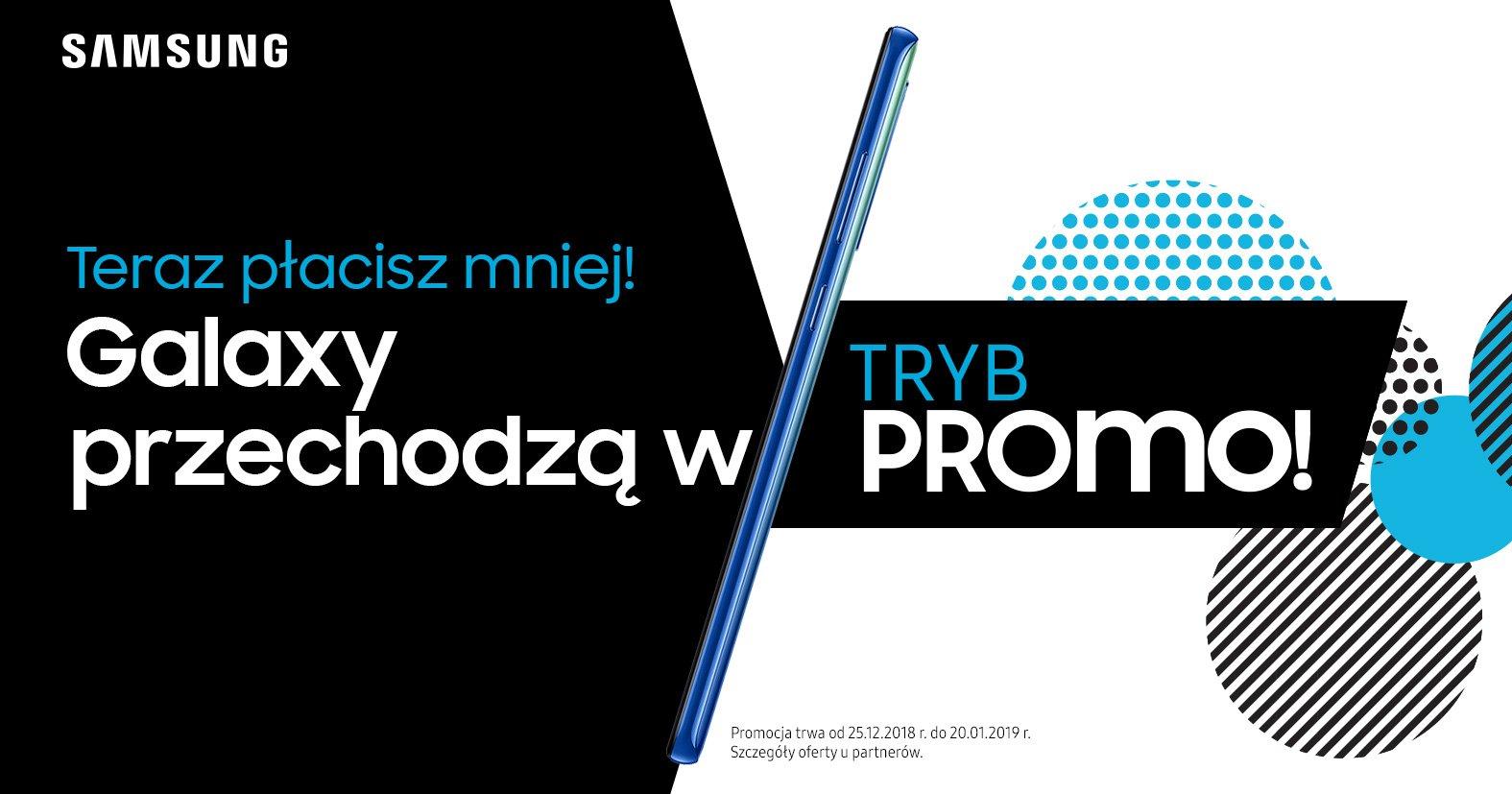 """Samsung wchodzi w """"tryb promo"""" i oferuje wybrane modele smartfonów i tabletów w niższych cenach 17"""