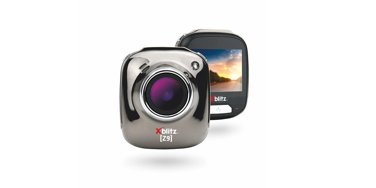 Tabletowo.pl Xblitz wprowadza na rynek kolejną nowość, tym razem wideorejestrator Full HD DVR Xblitz Z9 Akcesoria Moto Nowości
