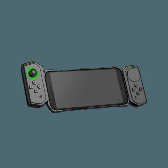 Dzięki Gamepad 2.0, Xiaomi Black Shark wygląda trochę jak Nintendo Switch 21