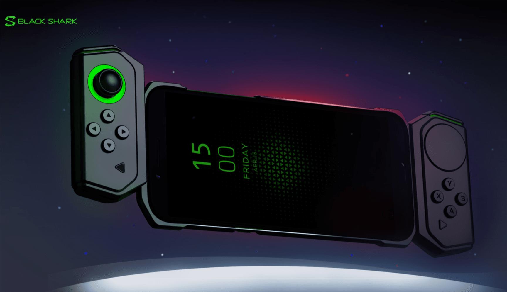 Dzięki Gamepad 2.0, Xiaomi Black Shark wygląda trochę jak Nintendo Switch 23