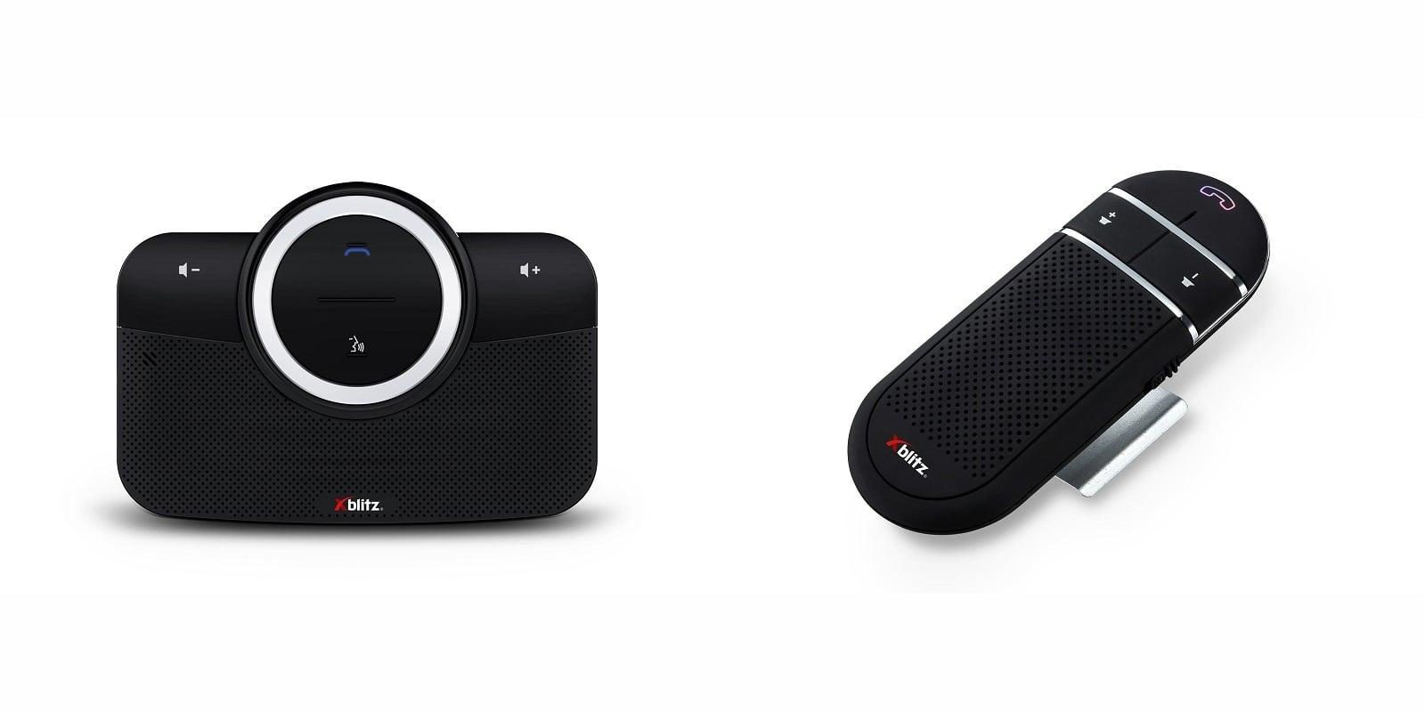 Tabletowo.pl Xblitz wprowadza na rynek dwa nowe zestawy głośnomówiące do samochodów: X1000 PRO i X600 Light Akcesoria Moto Nowości