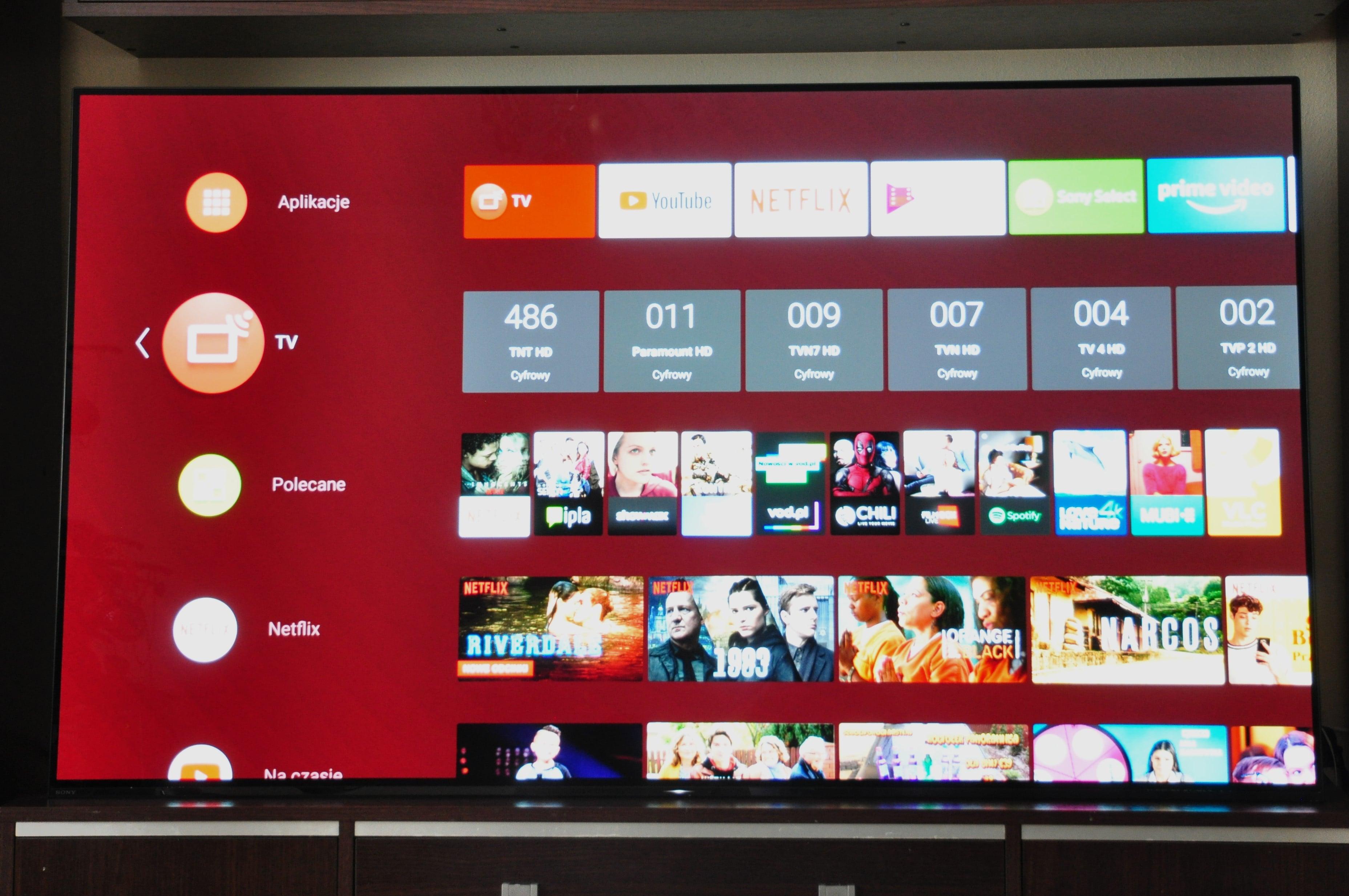 Sony OLED AF9 Master to coś zdecydowanie więcej niż klasyczny telewizor (recenzja) 22