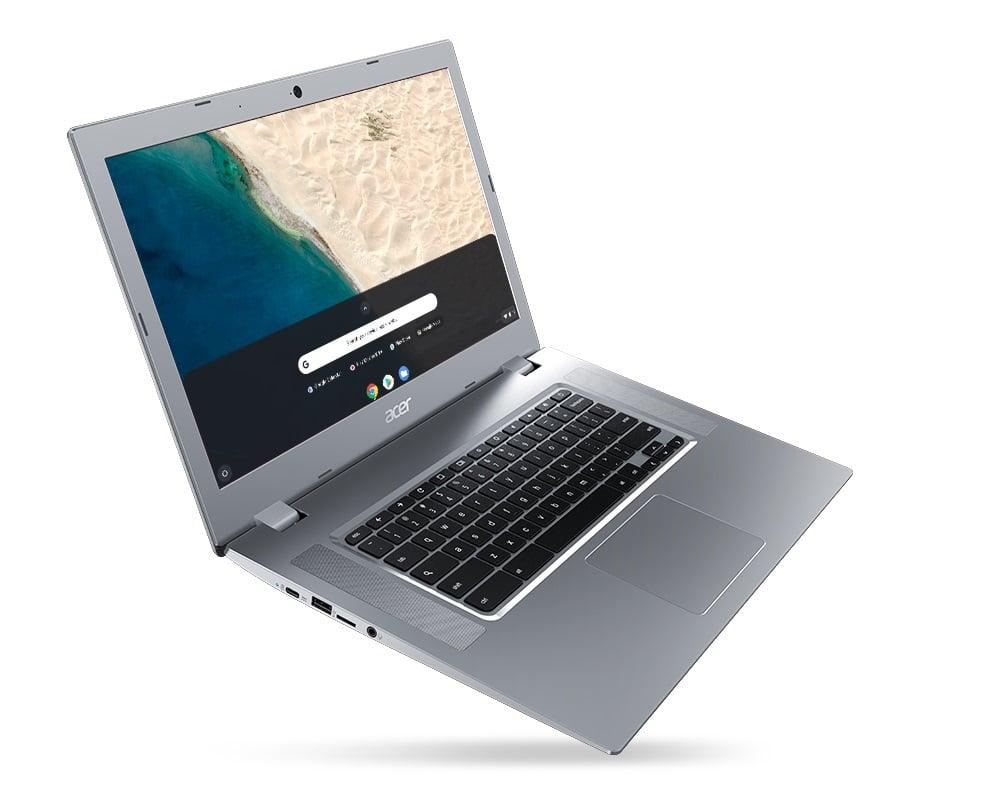 Tabletowo.pl Acer zaprezentował odświeżony ultrabook Swift 7 i Chromebook 315 z procesorami AMD Acer CES 2019 Laptopy Nowości