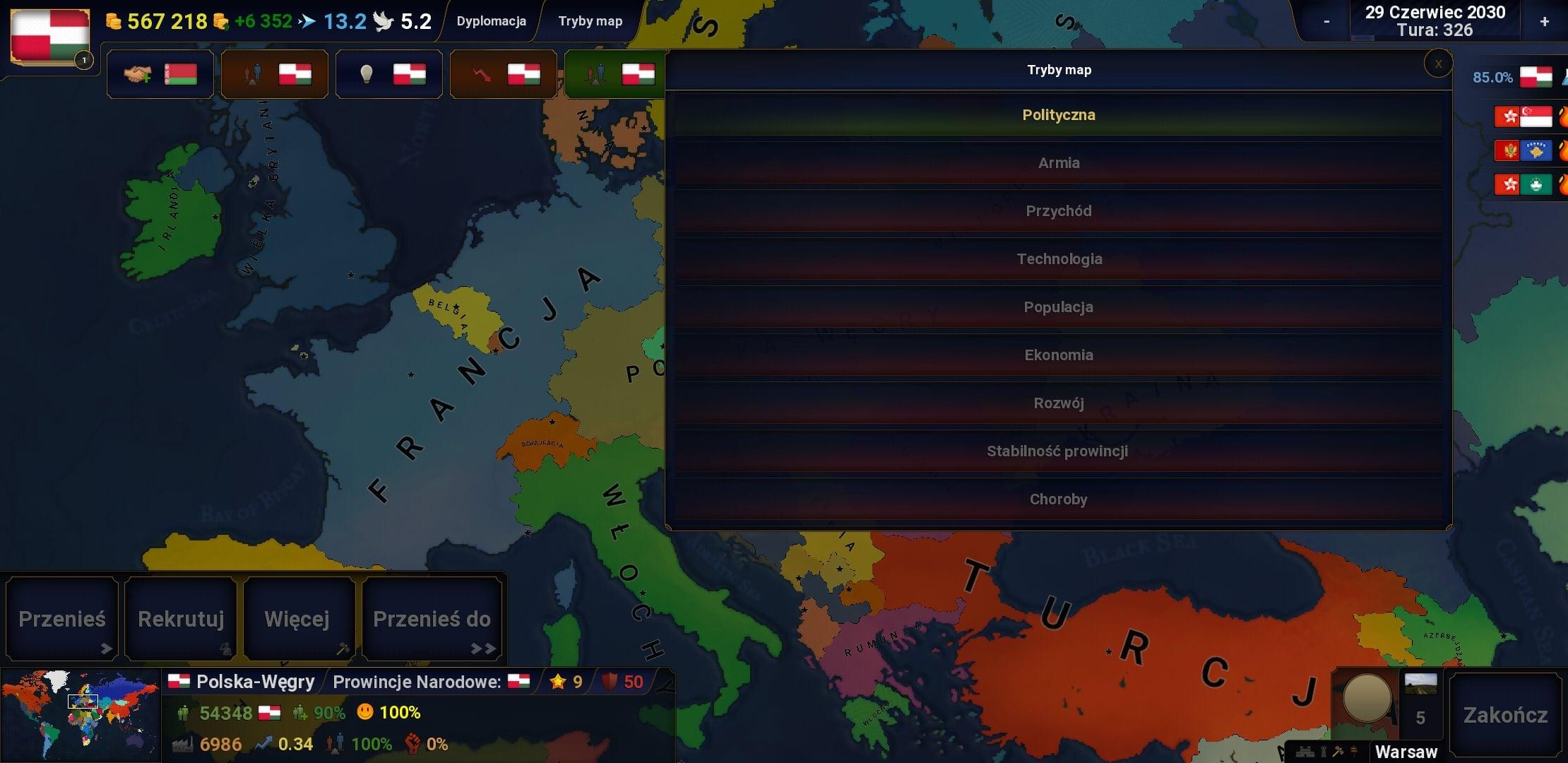 Tabletowo.pl Age of Civilizations 2 - recenzja świetnej strategii made in Poland Android Gry Opinie Recenzje Aplikacji/Gier