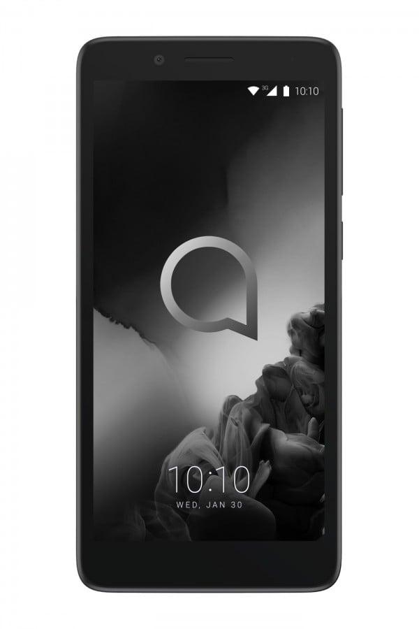 Tabletowo.pl TCL zaprezentowało nową wersję modelu Alcatel 1x i całkowicie nowy smartfon Alcatel 1c Alcatel Android CES 2019 Nowości Smartfony
