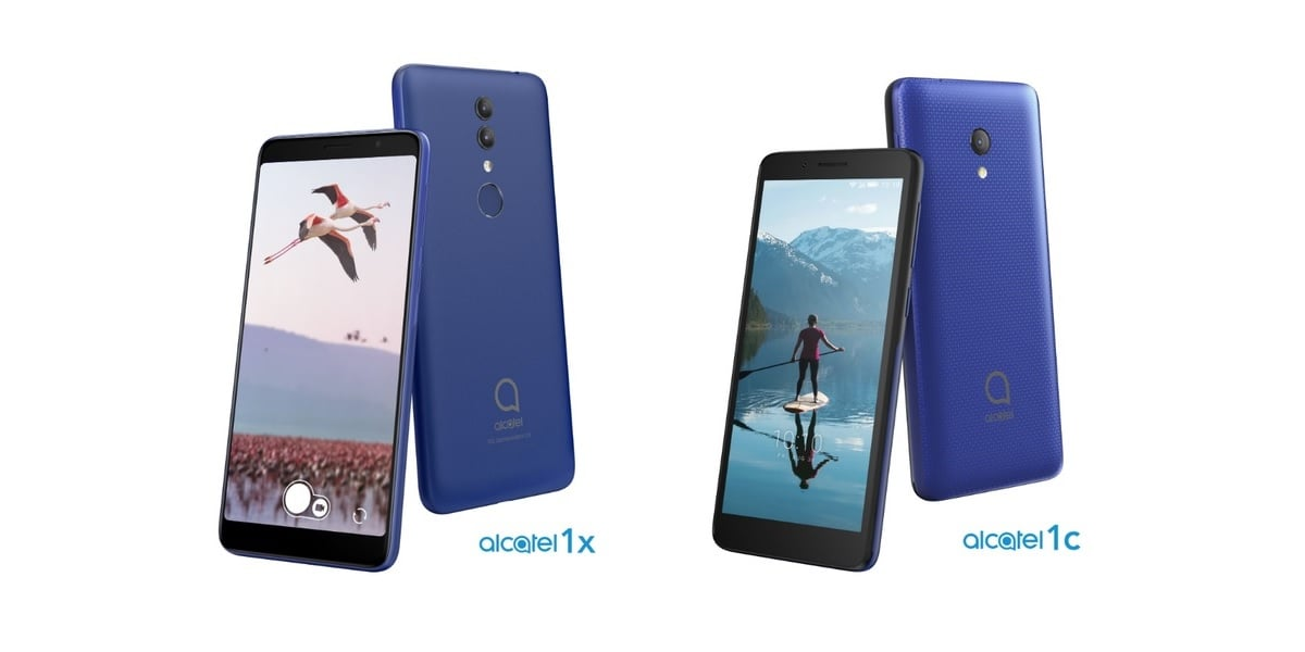 Alcatel pokazał aż sześć budżetowych smartfonów i jeden tablet 15