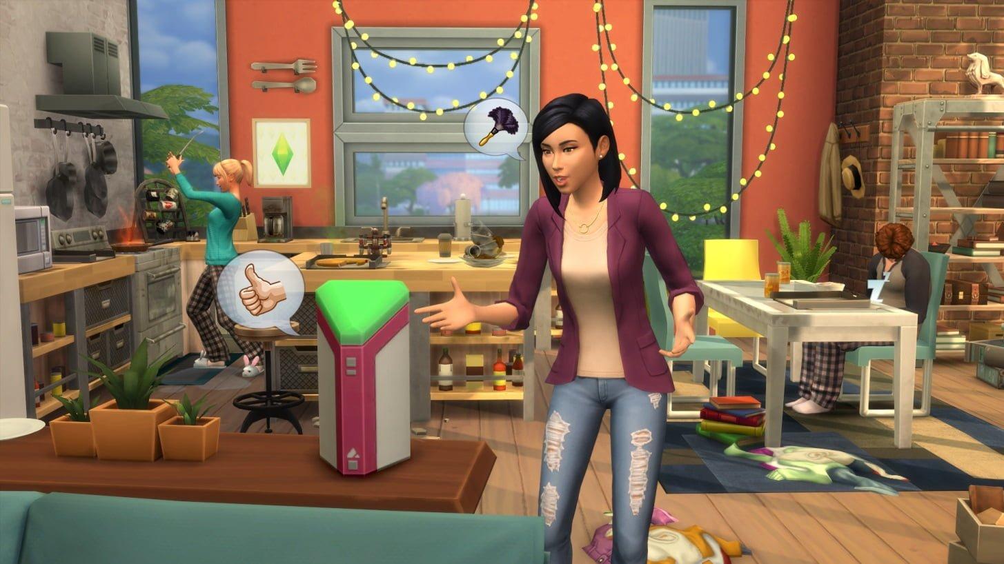 Tabletowo.pl Twórcy The Sims nawiązali współpracę z Amazon - na fanów serii czeka mnóstwo zabawy z Alexą Gaming Nowości