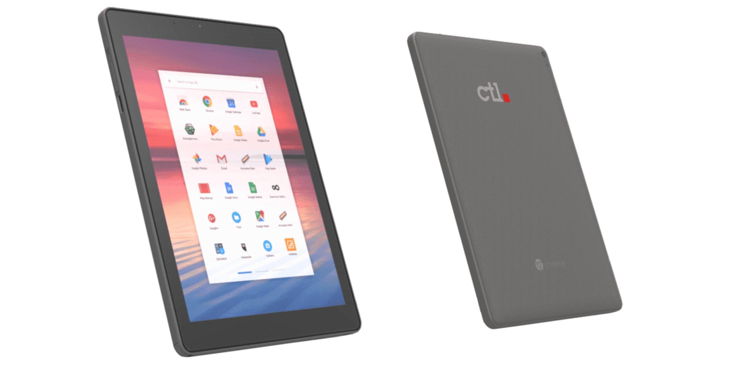 CTL Chromebook Tab Tx1 - tablet z Chrome OS dedykowany uczniom 20