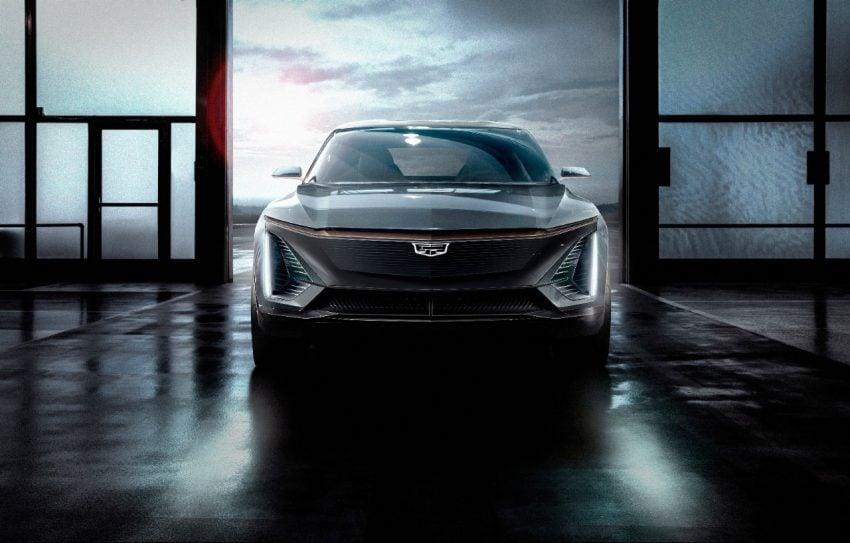Tabletowo.pl Oto koncept pierwszego elektrycznego auta od Cadillaca. Charakter marki zachowany Koncepcje Moto