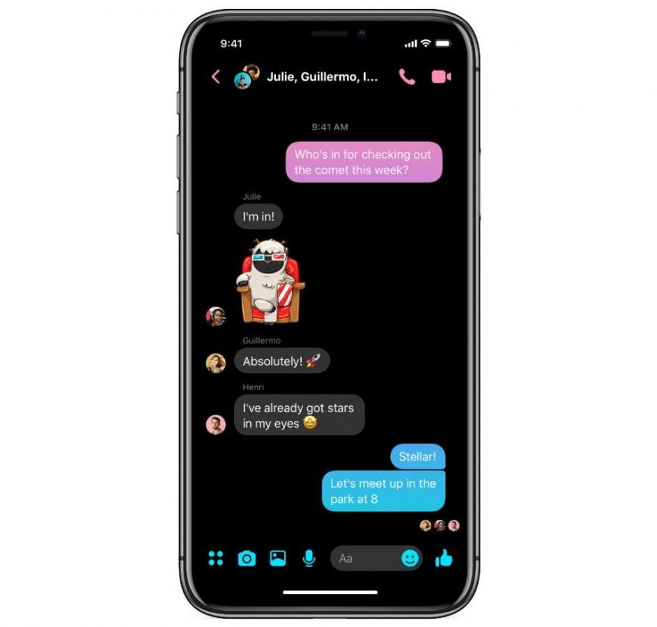 Messenger zostanie domyślną aplikacją do wiadomości w iOS? Tego chce Facebook