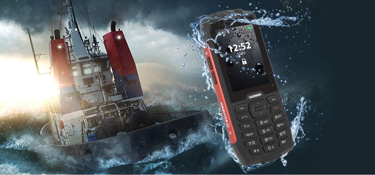 HAMMER 4, kolejny telefon, którym można wbijać gwoździe, zadebiutował w Polsce 22