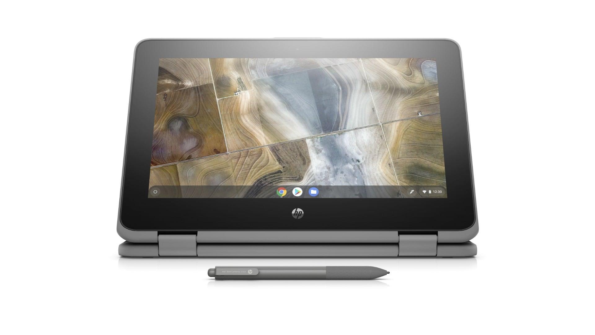 Portfolio HP wzbogaciło się aż o cztery nowe Chromebooki 29