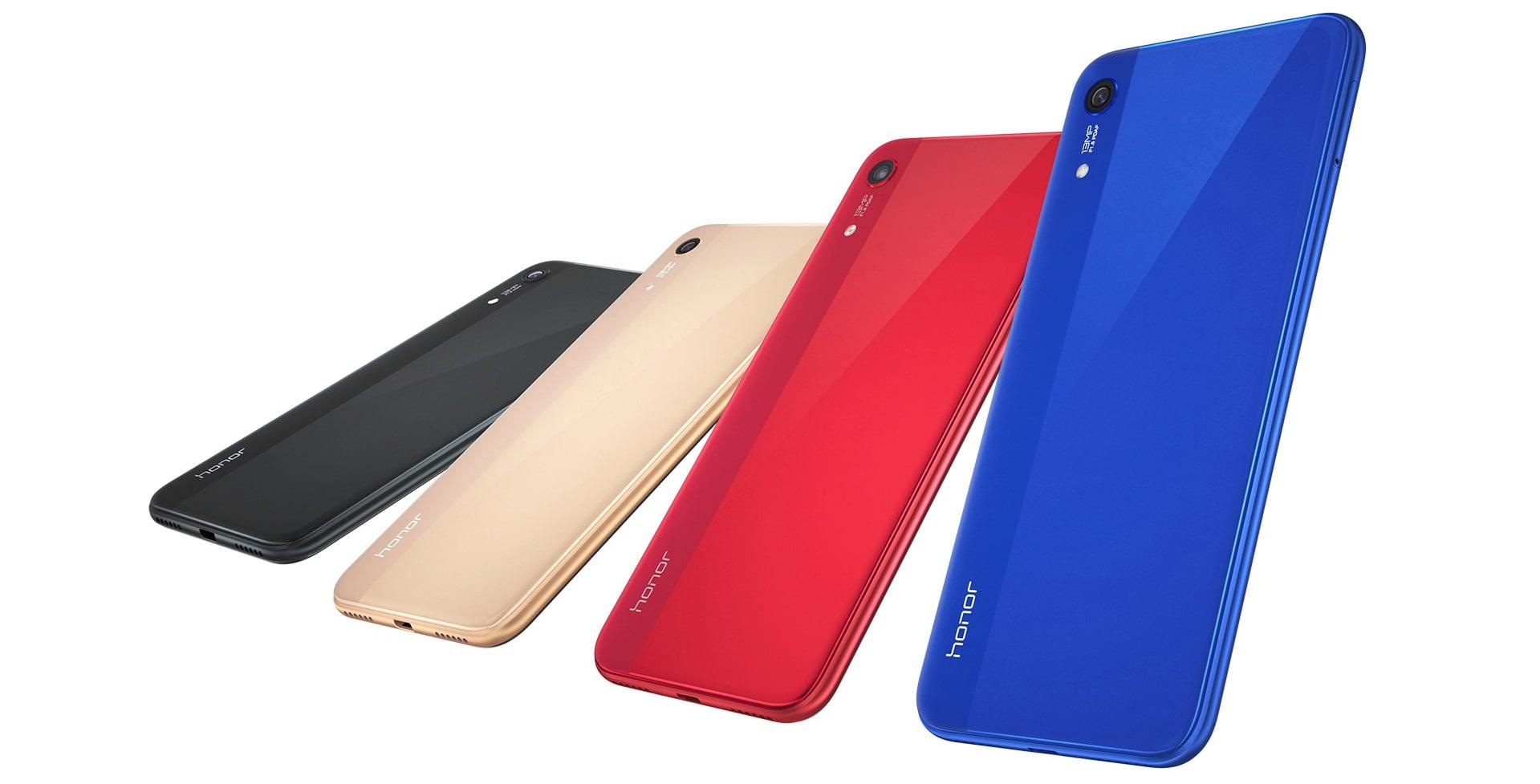 Tabletowo.pl Honor 8A oficjalnie. Smartfon z pewnością skradnie niejedno serce Android Huawei Nowości Smartfony