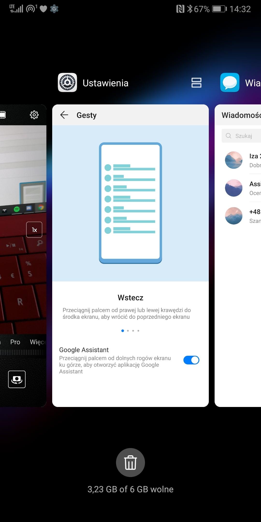 Android 9 0 Pie trafia na Huawei Mate 10 Pro, a wraz z nim