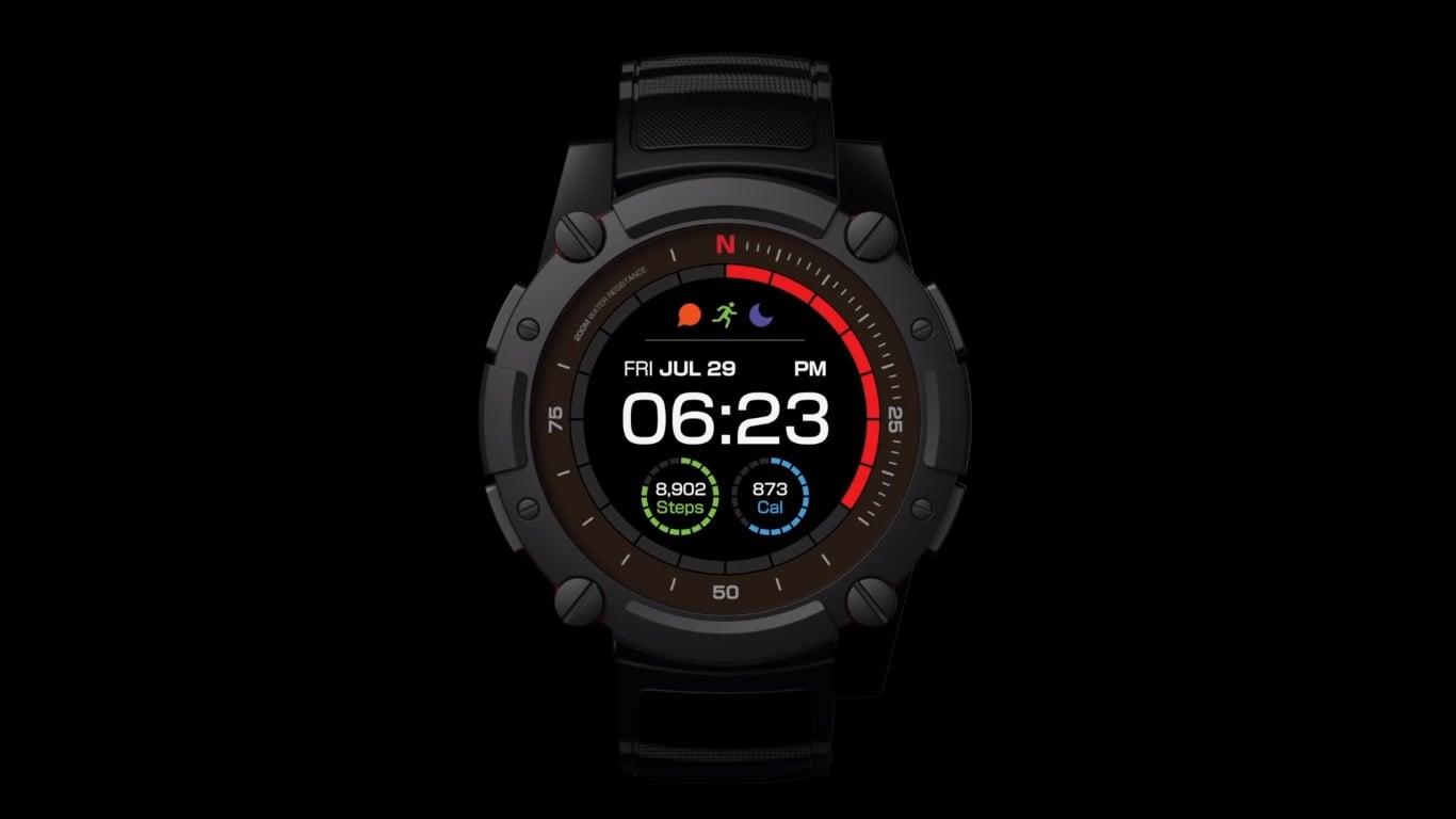 Matrix PowerWatch 2 to smartwatch, którego nigdy nie trzeba ładować, bo robi to sam 20