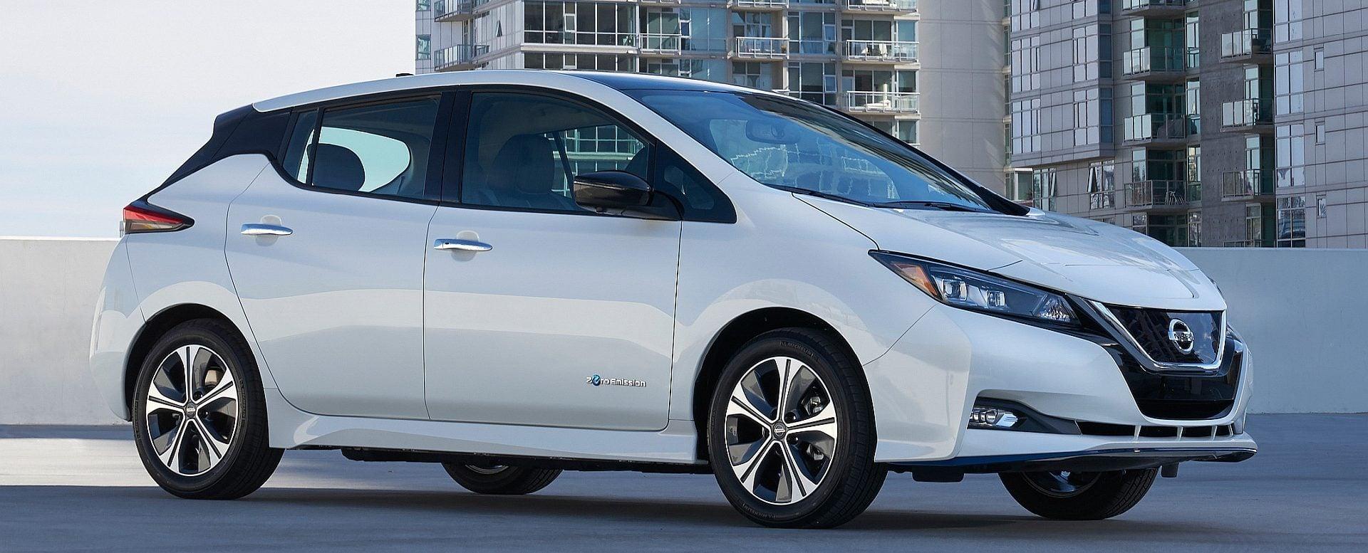 Leaf pojedzie jeszcze dalej - Nissan zaprezentował wersję e+