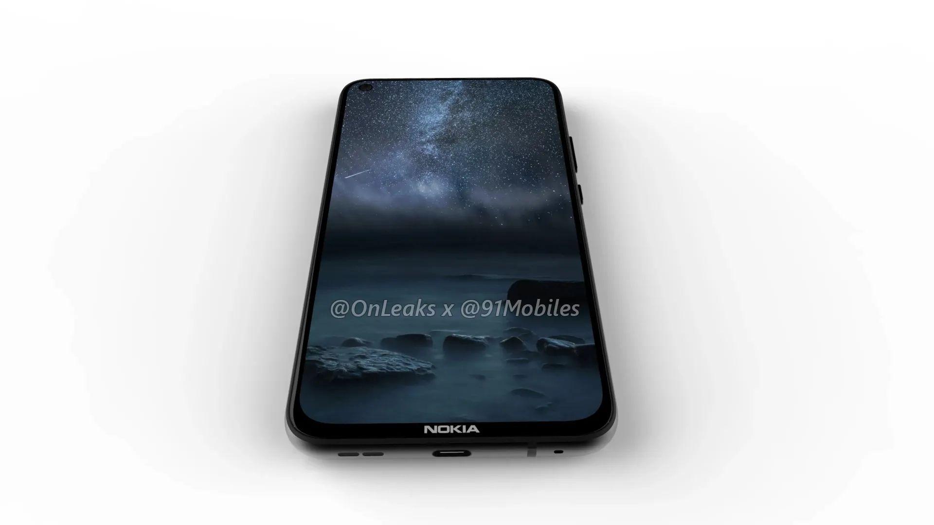 Tabletowo.pl Nokia 6.2 nadchodzi. Nokia chyba na dobre pożegna się z tzw. notchem i uszatym ekranem Android Nokia Plotki / Przecieki Smartfony