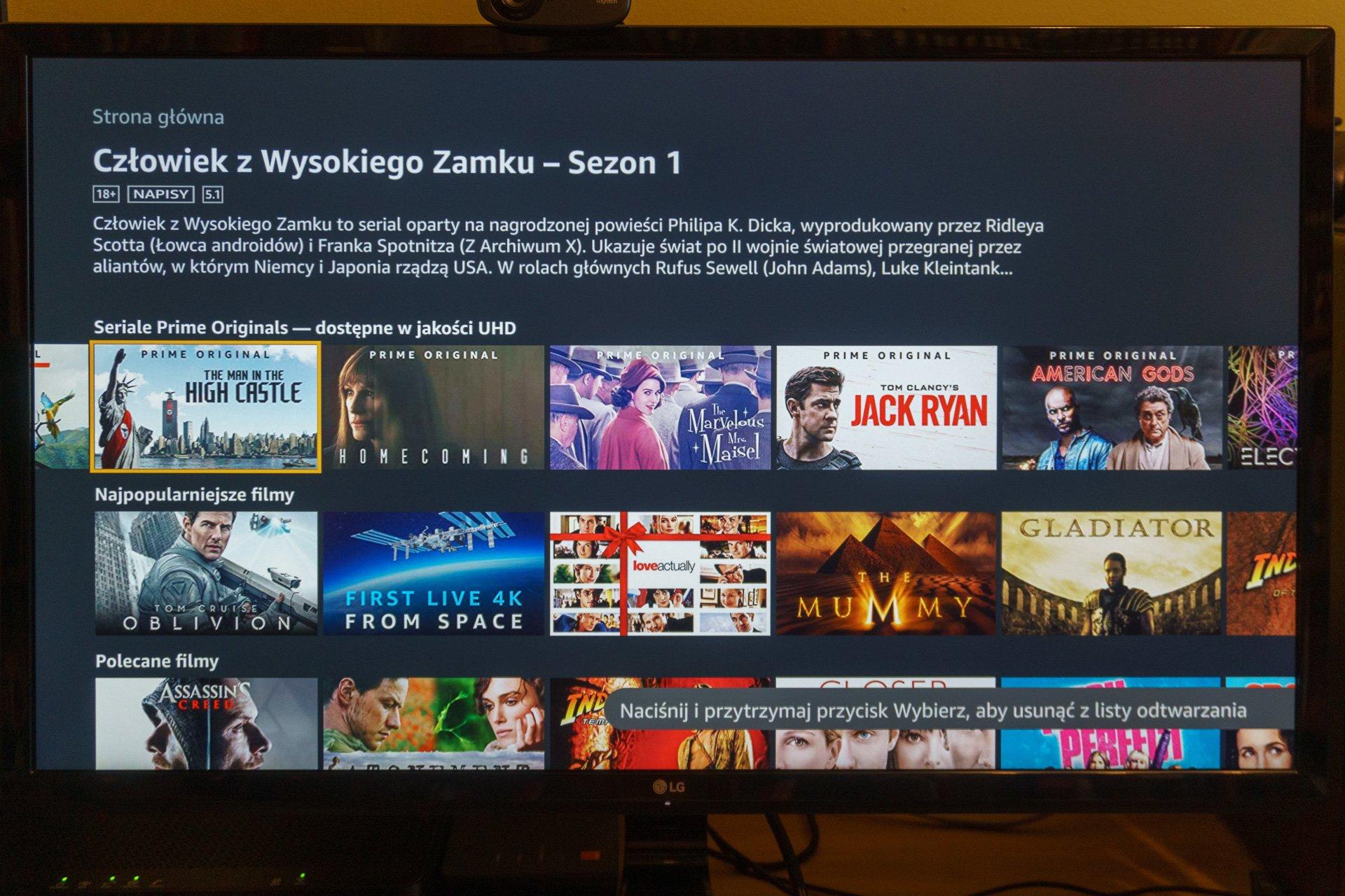 Nvidia Shield TV – Android TV z rozbudowanymi funkcjami gamingowymi (recenzja) 27