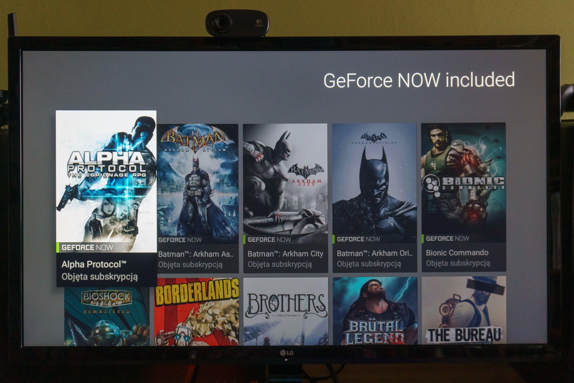 Nvidia Shield TV – Android TV z rozbudowanymi funkcjami gamingowymi (recenzja) 29