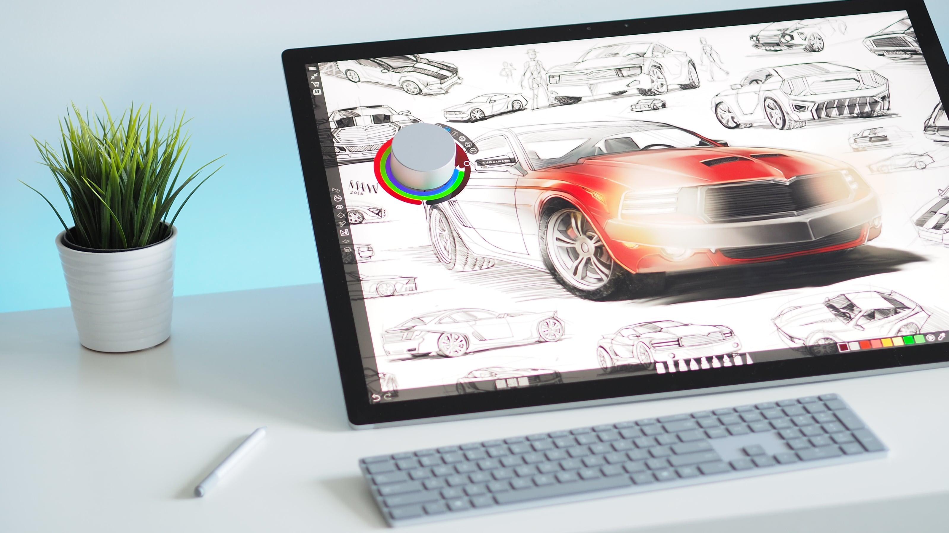 Spędziłem trzy dni z Microsoft Surface Studio 2. Ten sprzęt jest świetny! 23
