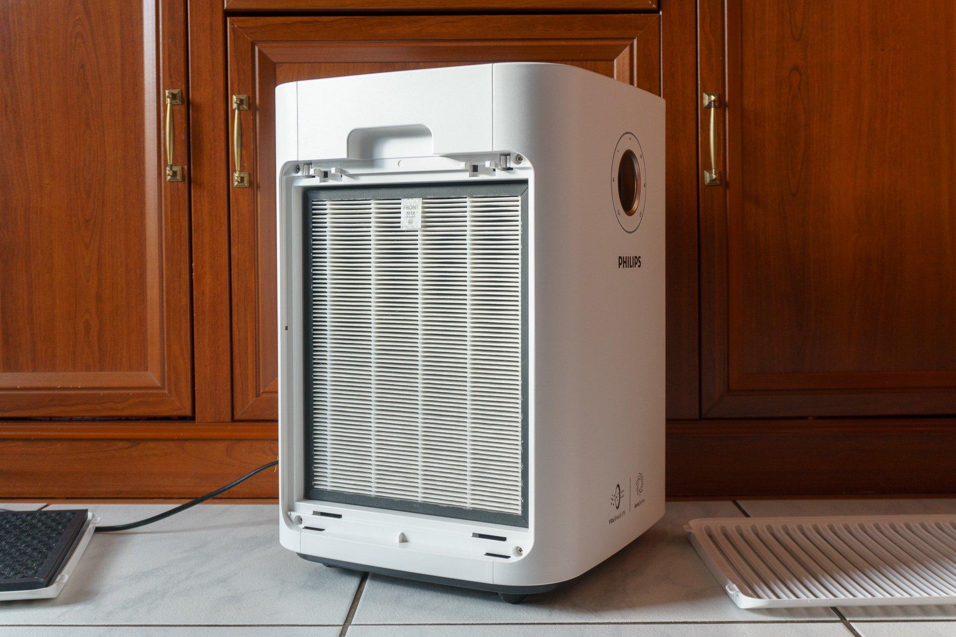 Tabletowo.pl Oczyszczacz powietrza Philips AC5659/10 – sprzęt, który warto mieć w domowym zaciszu (recenzja) Philips Recenzje Smart Home